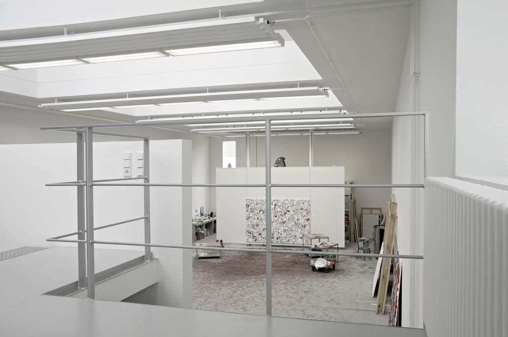 mohnke h ss bauingenieure projekte neubauten sport kultur freizeit kunsthalle fleck. Black Bedroom Furniture Sets. Home Design Ideas