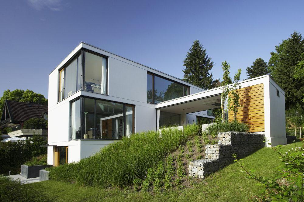 Freiburg Villa mohnke höss bauingenieure projekte neubauten wohnen