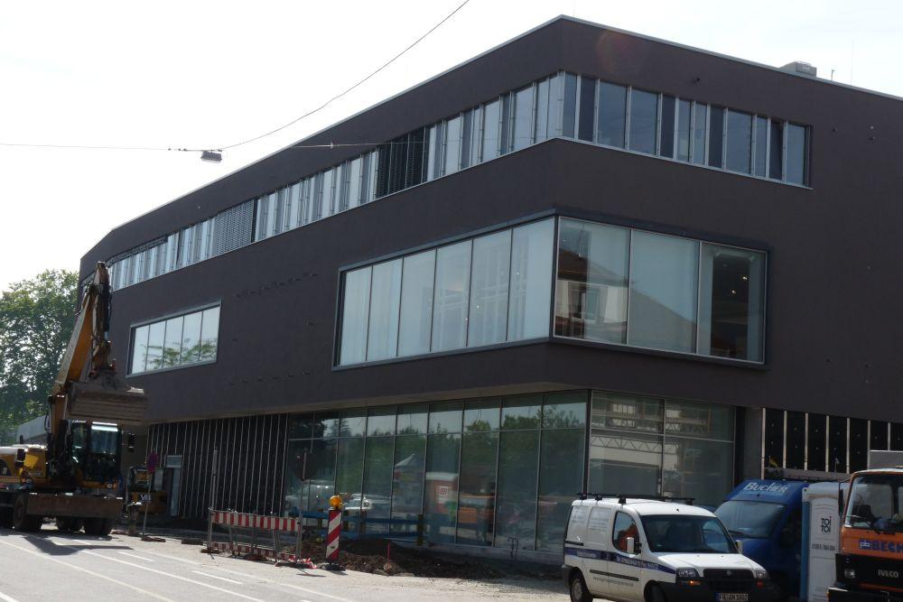 Mohnke h ss bauingenieure projekte bautechnische for Emmendingen industrie