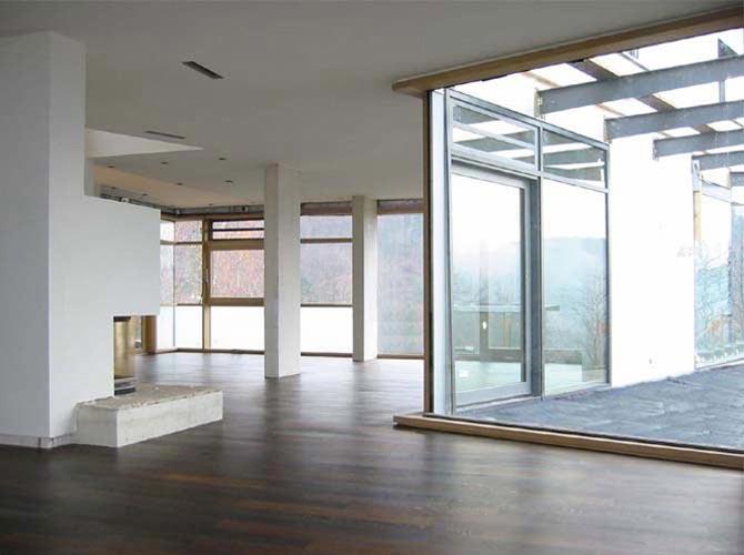 Freiburg Villa mohnke höss bauingenieure projekte neubauten wohnen villa